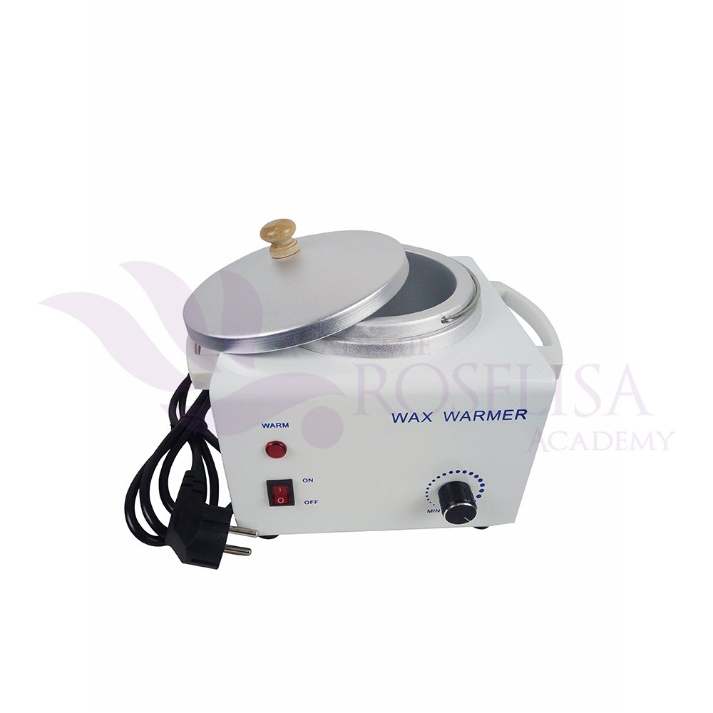 Deluxe Professional Electric Single Wax Warmer Roselisa Inc.