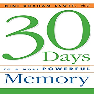 30 Days to a More Powerful Memory Audiobook