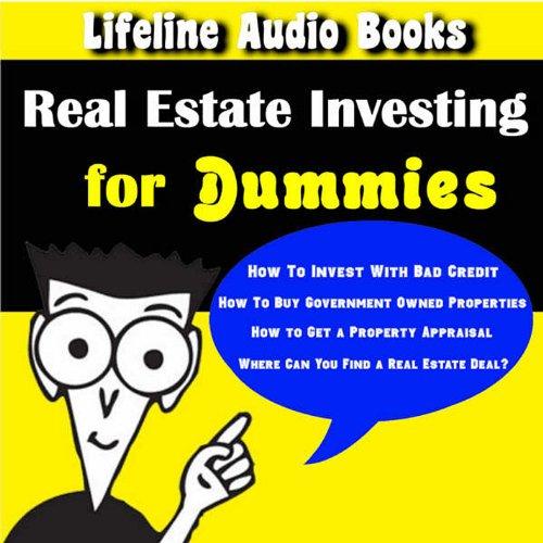 Amazon.com: Real Estate Investing for Dummies: Lifeline Audio ...