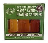 Maple Syrup 3 Bottle Grading Sampler