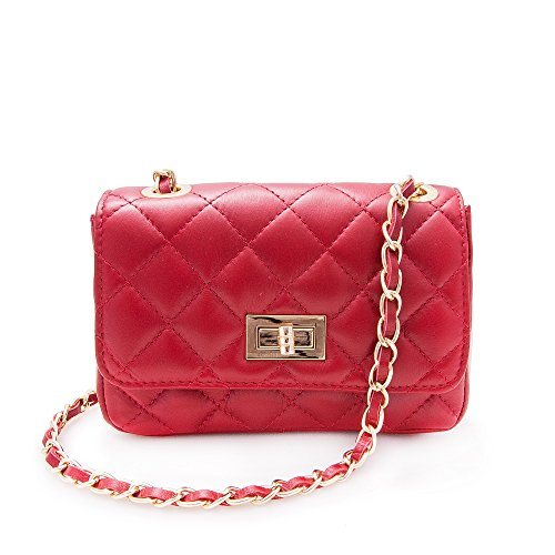 Leather Measures Black x Women's Handbag Zerimar Handbag inch Bags x 5 and 2 Shoulder High Red Big 3 7 Colour Hobos Women's 3 Quality Small 4 Handbag ww4TCXq6x