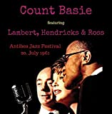 Count Basie featuring Lambert, Hendricks & Ross - Live At Antibes 1961