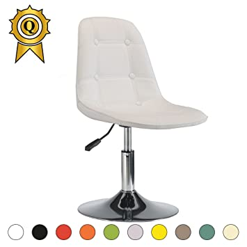 Mobistyl Promo 1 X Chaise Pied Inox Hauteur Réglable Pied Rotatif