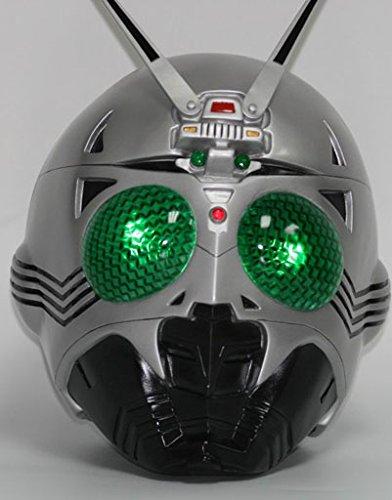R006 Cosplay Kamen Rider Shadow Moon 1/1 Wearable Helmet / Mask (Iron Man Cosplay Armor)