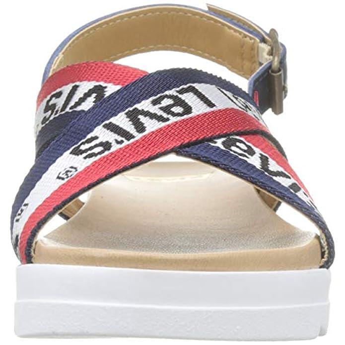 Levis Footwear And Accessories Persia Sportswear Sandali A Punta Aperta Donna
