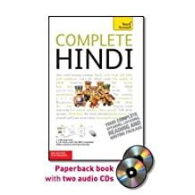 Complete Hindi with Two Audio CDs: A Teach Yourself Guide