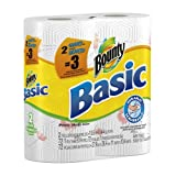 Charmin Basic Toilet Paper, 4 Count (Pack of 12) (B0053XECVC ...