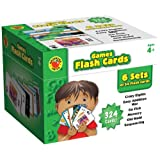 Games Flash Cards