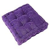 Office / Home Soft Chair Cushion Seat Pad Seat Cushion Pillow, Purple