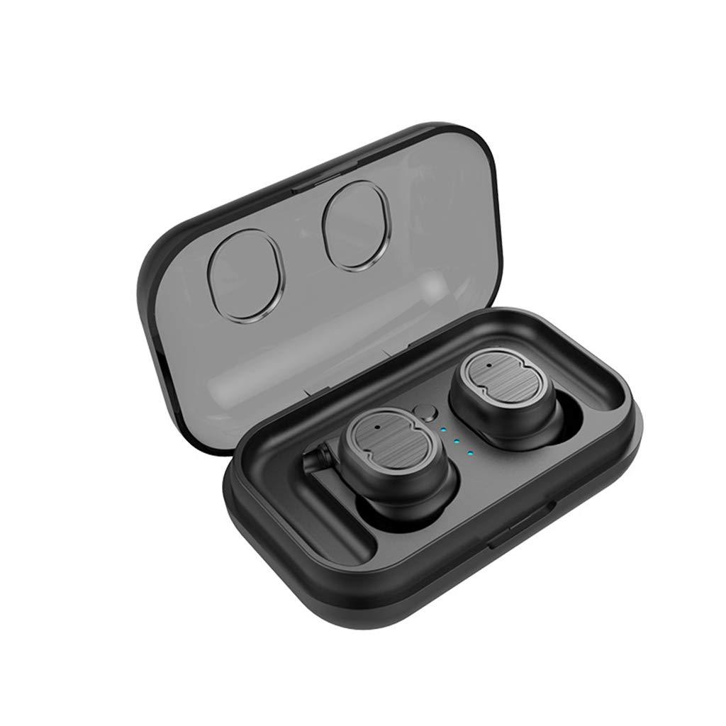 Wireless ear buds ミニワイヤレスヘッドフォンブルートゥースイヤホンスポーツイヤホンTWS 5.0ステレオヘッドセットデュアルフォン(電話用) B07TJFZVV4
