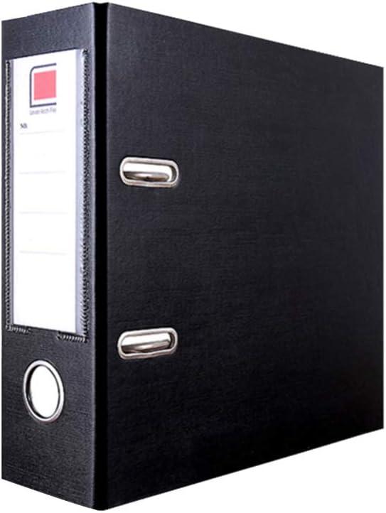 Toyvian Cartelle di File Formato A4 Raccoglitore a Leva Europeo Raccoglitore Ad Arco Appunti Documenti Cartacei Cartelle di Archiviazione Raccoglitore Fisso