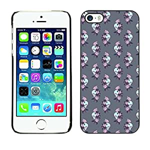 ZECASE Funda Carcasa Tapa Case Cover Para Apple iPhone 5 / 5S No.0001897