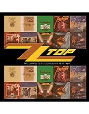 Zz Top - the Complete Studio Albums