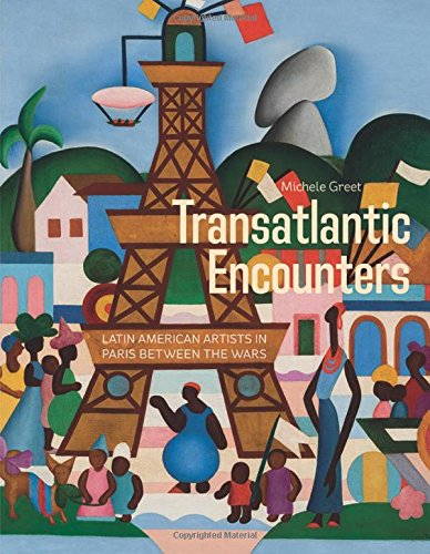 B.E.S.T Transatlantic Encounters: Latin American Artists in Paris Between the Wars<br />T.X.T