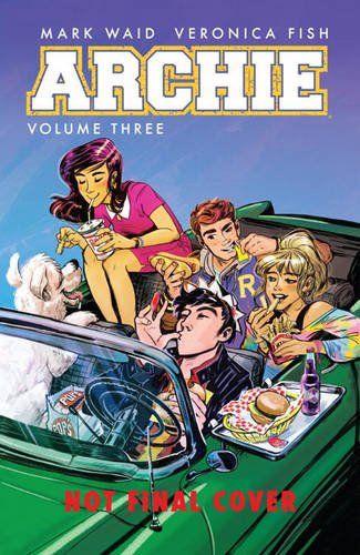 Book Cover: Archie Vol. 3