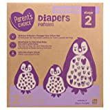 Parent's Choice Ultra Absorbent Diapers, Size