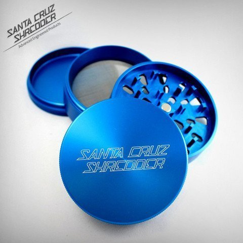 UPC 798527545776, Santa Cruz Shredder 4 Piece Large (Blue)