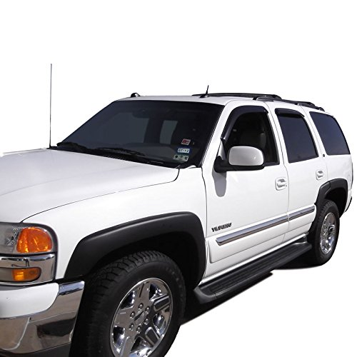 Dawn Enterprises FF3-TAH Fender Flares Compatible with Chevrolet Tahoe