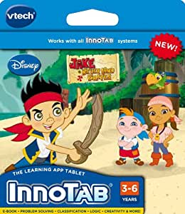 VTech InnoTab Software - Jake & the Never Land Pirates