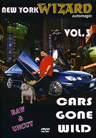 Cars Gone Wild >> Amazon Com Cars Gone Wild Vol 3 Artist Not Provided