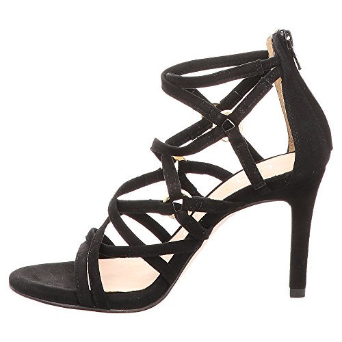 Women's Unisa Wataje Fashion Black Sandals YSAvq