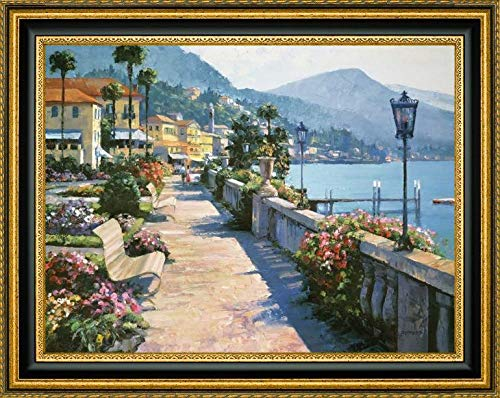 Wall Graphic Howard - Bellagio Promenade by Howard Behrens - 34.25