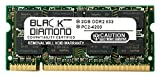 2GB RAM Memory for Panasonic Toughbook 19 Touchscreen PC Version Black Diamond Memory Module DDR2 SO-DIMM 200pin PC2-4200 533MHz Upgrade