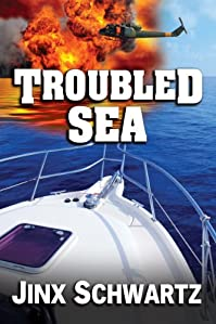 Troubled Sea by Jinx Schwartz ebook deal