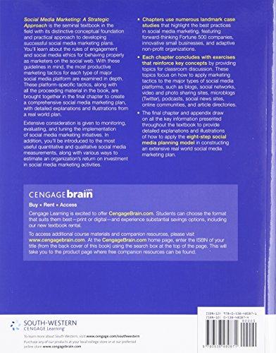 51kXY5cKwqL Amazon Books - Social Media Marketing: A Strategic Approach