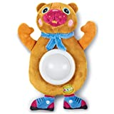 Oops Little Helper Sumptuously Soft Night Light and Comforter in Adorable Bear Design
