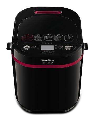 Moulinex OW220830 - Panificadora 650W, Color Negro