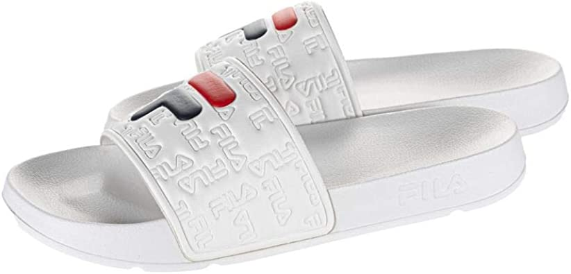 Fila Boardwalk Slipper White 2.0 1010958.1FG: Amazon.it