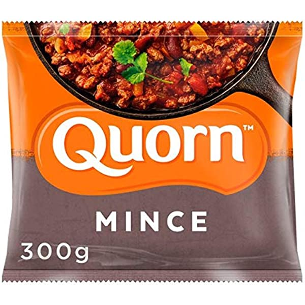 Quorn Mince Veg 300g | Vegan | sin carne Pack de 2: Amazon ...