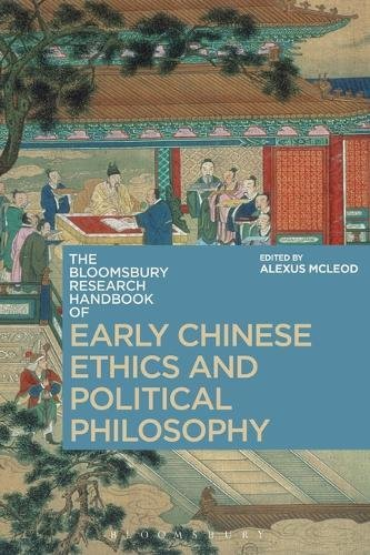 Ebook cover from The Bloomsbury Research Handbook of Early Chinese Ethics and Political Philosophy (Bloomsbury Research Handbooks in Asian Philosophy)by Edmund Burke