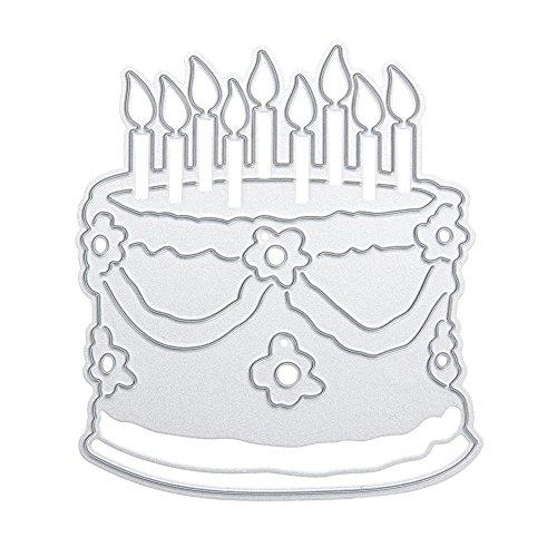 カッティングダイス、YouNカッティングダイAlpinia Oxyphyllaナーリング大ケーキ手作りおもちゃ
