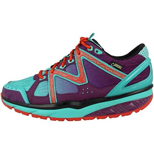 r Neo Hakika Mbt Varios De Gtx mid Trq blu Zapatillas Para Deporte pul Mujer Colores 6OOqUxw
