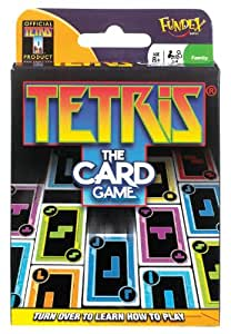 Ideal Tetris Card Game