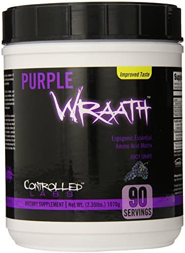 CONTROLLED LABS CL Purple Wraath Juicy Grape, 1070 g