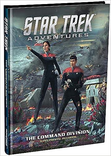 Modiphius Star Trek Adventures The Sciences Division