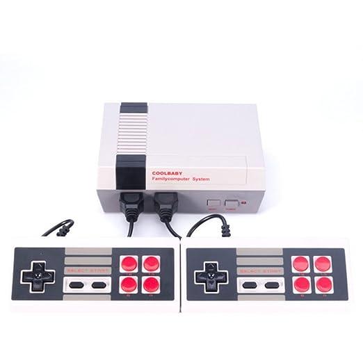 Consola De Videojuegos Retro Classic Para Nintendo Entertainment