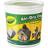 CRAYOLA LLC CRAYOLA AIR DRY CLAY 5 LBS WHITE (Set of 6)