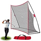 Best Golf Nets - Smartxchoices 10x7ft Large Golf Net Golf Pitching Hitting Review