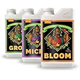 Advanced Nutrients Bloom Fertilizer, Micro and Grow, 500ml