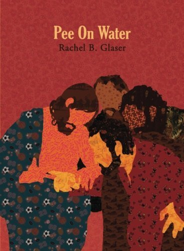 pee on water - 3