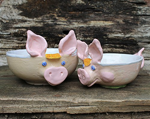 cute-pigs-ceramic-bowl-set-hand-painted-art-ceramic-soup-bowl-salad-bowl-handmade-soup-mug-food-safe