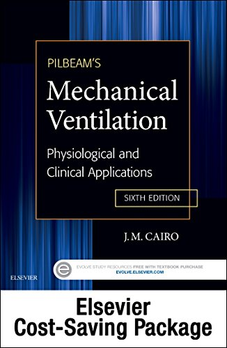 Pilbeam's Mechanical Ventilation - Text and Workbook Package, 6e