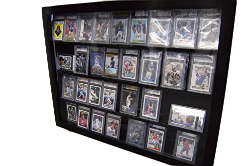 36 card display case - 8