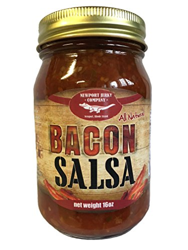 Bacon Salsa (Gourmet & All Natural) (Best Bacon Of The Month Club)