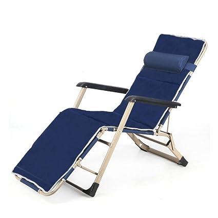 Amazon.com: nubao Lounge silla plegable silla de oficina ...