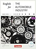 Short Course Series - English for Special Purposes: B1-B2 - English for the Automobile Industry - Neue Ausgabe: Kursbuch mit CD